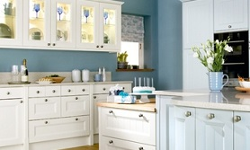 Painted Burbidge Kitchens