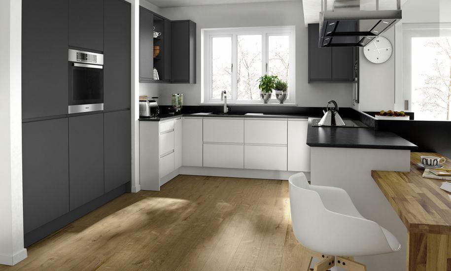 Second Nature Contemporary Kitchen